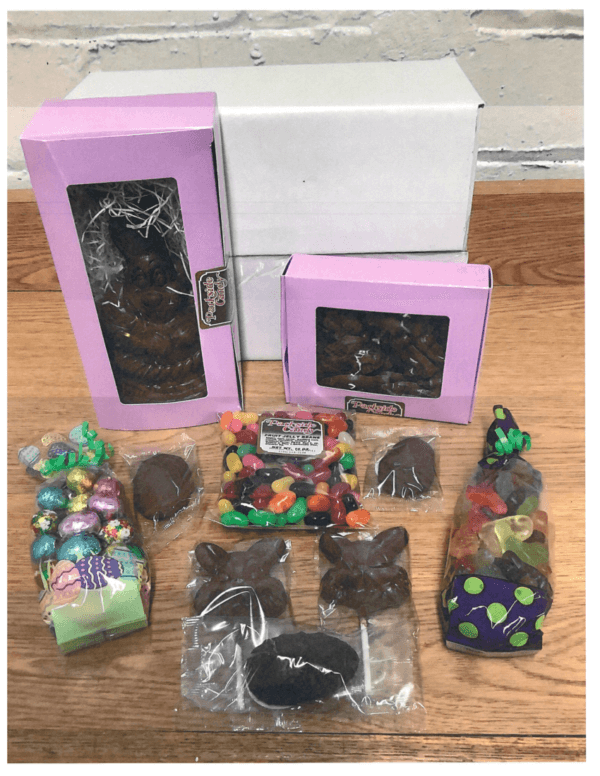 traditional easter items